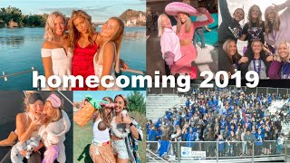 senior homecoming ~dress up days, pep fest, game, dance~