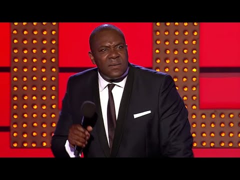 Lenny Henry's Restaurant Rap - Live at the Apollo - Series 6 - BBC Comedy Greats