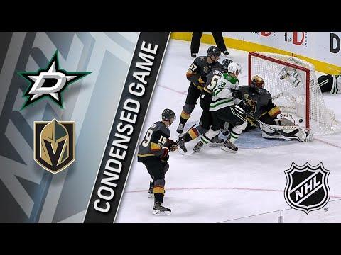 11/28/17 Condensed Game: Stars @ Golden Knights