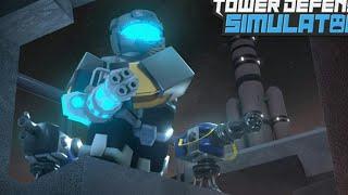 Novo jogo muito Top do Roblox-Towers Defense