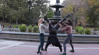iyouuswe II_Group by WHITE WAVE Dance @ Central Park