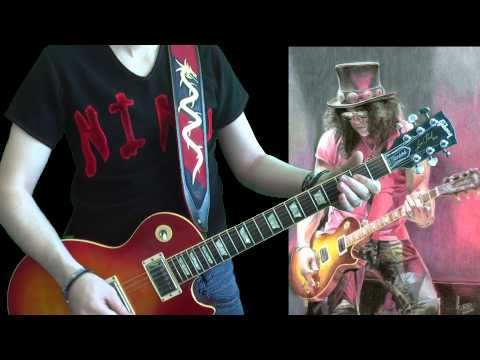 Phineas and Ferb feat. Slash – Kick It Up A Notch (full guitar cover)