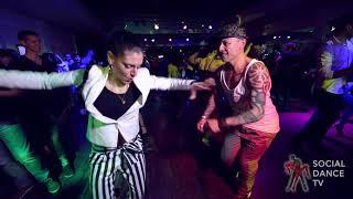 Fernando Sosa & Lady - Salsa Social Dancing | Camana Club (Milan, Italy)