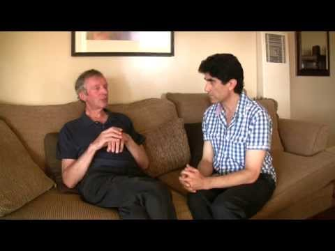 Dr. Rupert Sheldrake -- an interview by Reza Ganjavi
