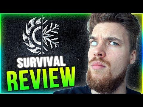NEW Skyrim SURVIVAL MODE Gameplay Walkthrough