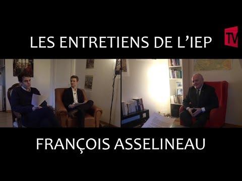 Entretiens de l'IEP #2 : François Asselineau, UPR, ex-candidat à l'élection présidentielle de 2017