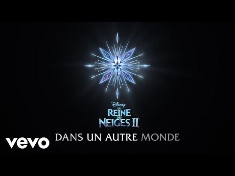 """Charlotte Hervieux, AURORA - Dans un autre monde (De """"La Reine des Neiges 2""""/Lyric Video)"""