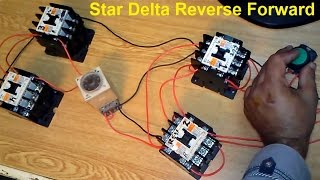 Delta reverse forward motor control circuit full practical in urdu star delta reverse forward motor control circuit full practical in urdu swarovskicordoba Image collections