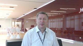 Sagena Security day - Tomislav Štefe, direktor prodaje Sagena d.o.o.