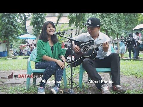 Live Cover - Ende Pangurason - Pitta Rose & Alfred Phobia (Siantar Rap Foundation)