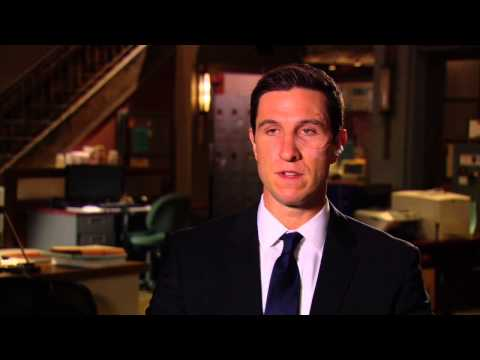 Law & Order: SVU: Pablo Schreiber Season 15 Episode 12 On Set