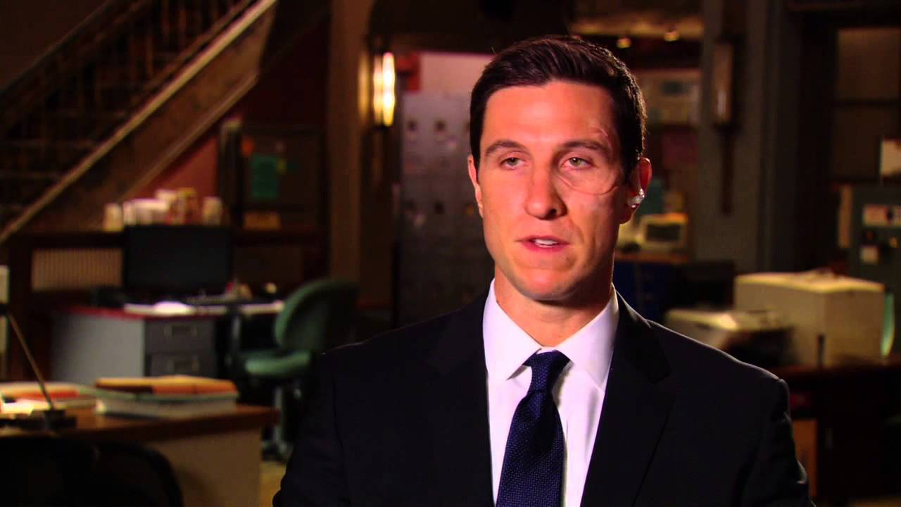 Law Amp Order Svu Pablo Schreiber Season 15 Episode 12 On