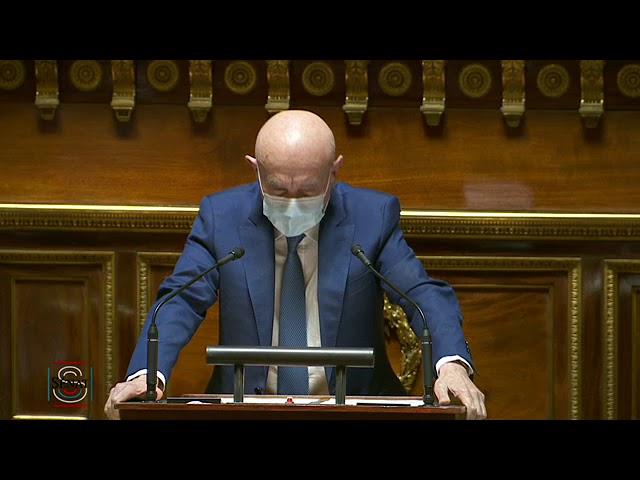 Claude MALHURET : PPL Constitutionnelle visant à garantir la prééminence des lois de la République
