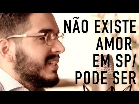 Não existe amor em SP / Pode Ser - Criolo / Banda do Mar (Cover)