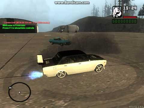GTA SA DRIFT  VAZ 2107