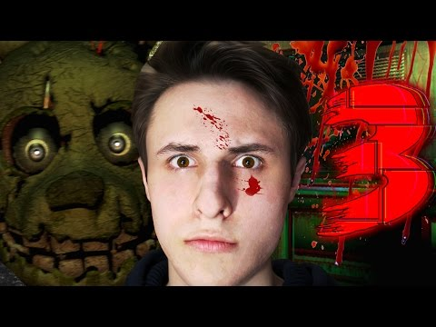 FIve Nights At Freddys 3 | 5 НОЧЕЙ С ФРЕДДИ 3