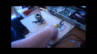 Reparacion problema en DVD Philips DVP642/37