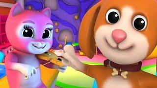 Này diddle diddle | bài hát cho trẻ em | vần ở việt nam | Hey Diddle Diddle | 3D Nursery Rhymes
