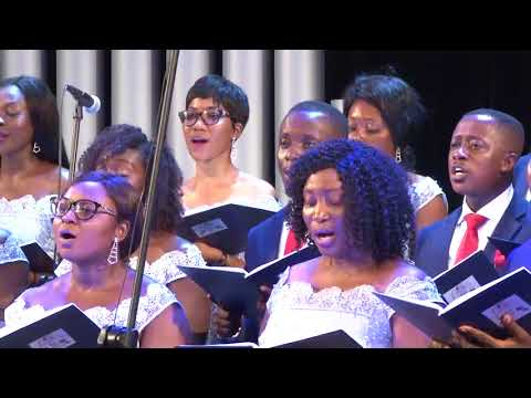 COME THOU FOUNT OF EVERY BLESSING ARRANGED BY MACK WILBERG - CELESTIAL EVANGEL CHOIR