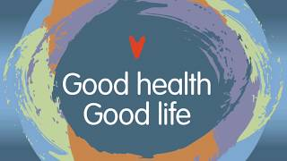 Take 5 minutes for good health and a good life!