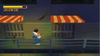 Jackie Chan Stuntmaster PS1 [PARTE 1]
