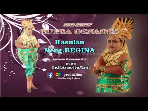 20112016 Putra Genades Regina Evanza (PB. SRIBOJO) Desa Bojonegara - Basah Basah