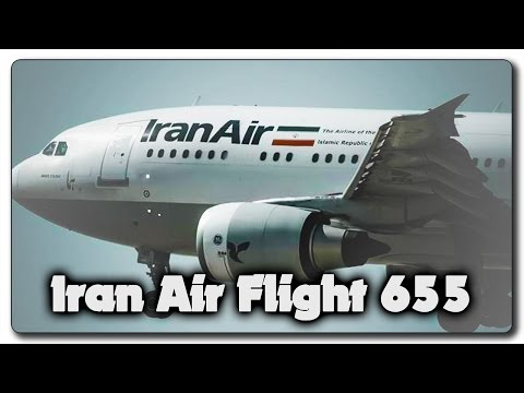 The forgotten story of Iran Air Flight 655