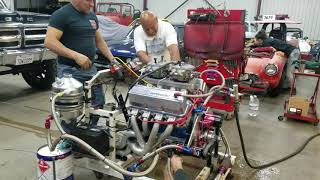 Erwin's 440 Small Block Ford Engine | MALOOF RACING ENGINES