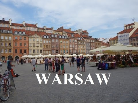 Poland/Warsaw (Old Town Market) Part 6