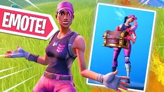 COMPETE FOR THE BEST FREE EMOTE!! Fortnite Battle Royale LIVE
