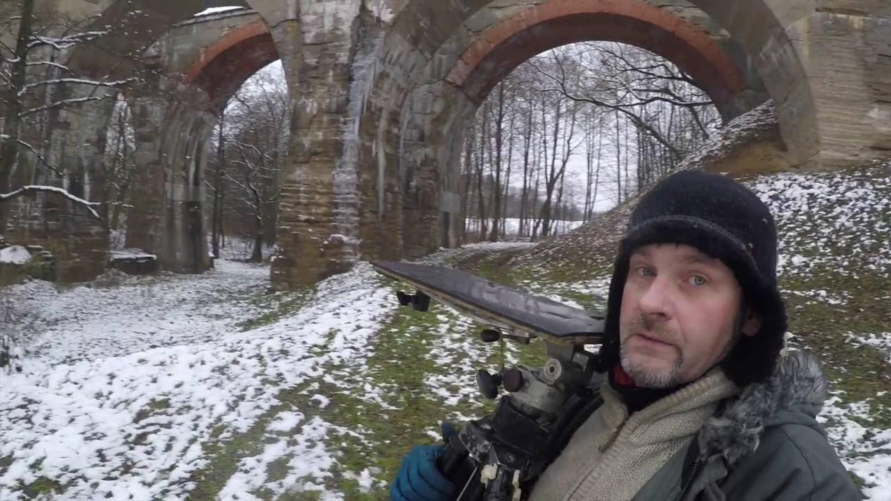 Lost Bridges Mosty donikąd.  (Kiepojcie railway bridges/wiadukty Kiepojcie)