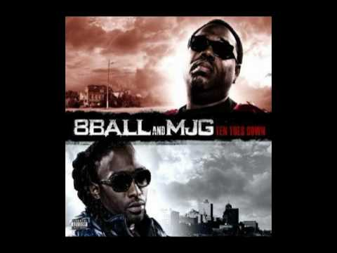 8 ball & MJG - We Come From feat David Banner 2010 from album ten toes down