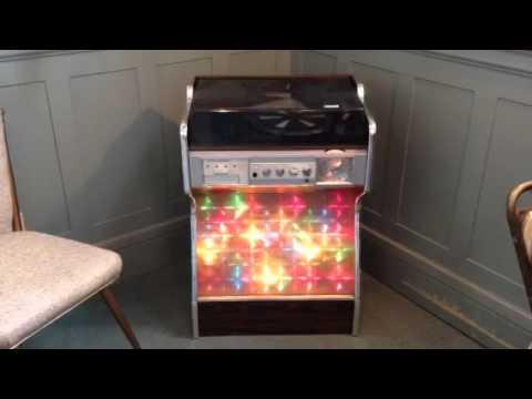 Vintage Morse Electrophonic Jukebox Stereo Youtube