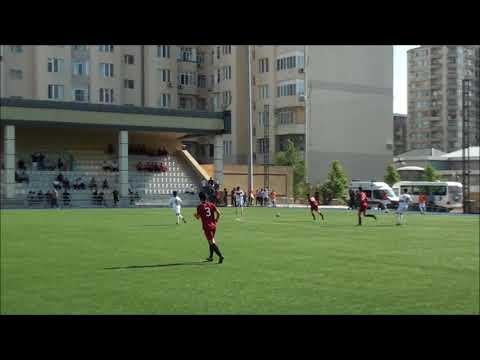 U15 Liqa, 2017/18, XXX Tur: Qarabağ 0-3 Vətən Geniş Icmal