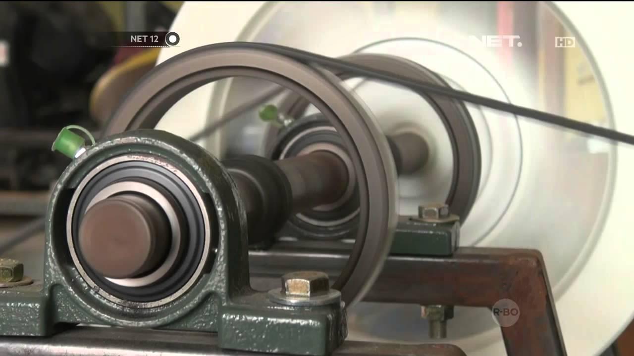 Kreasi Energi Alternatif Generator Tanpa Bbm Net12 Youtube Ban Sepeda Anak Roda Mati 12