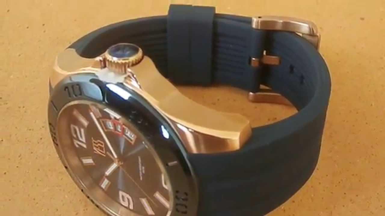Reloj yess sport s01784a 1 para hombre youtube - Reloj adhesivo de pared ...