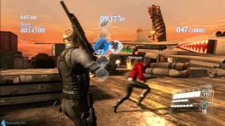 Resident Evil 6 - Mercenaries Duo - Leon & Ada 1180k High Seas Fortress