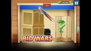 Rare behind the wooden divider! Bid Wars original #130 Daily & Diamond Auctions