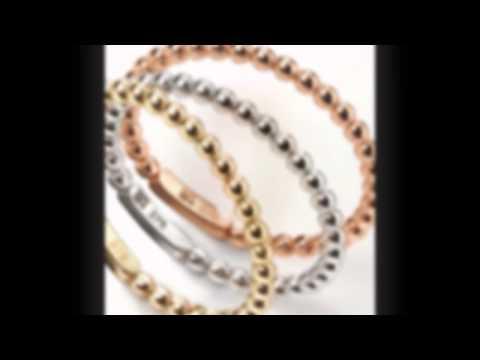 Модные простые и обручальные кольца 2016