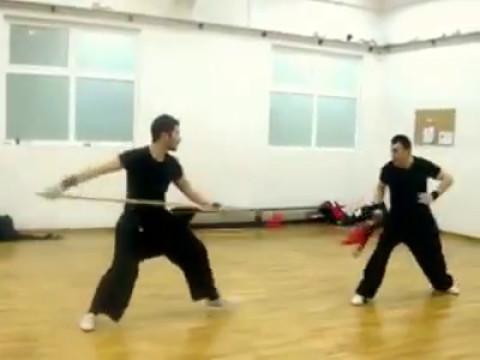 Chin Woo Portugal: Saber x Spear  Stefan Carbone vs Rui Aranha (