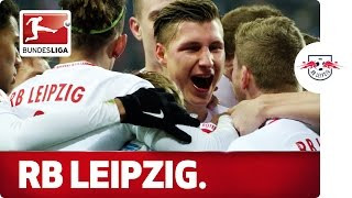 The Rise of RB Leipzig - Champions League Football Next Season