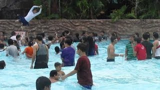 AMAZING WET-O-WILD (WAVE POOL/NIAGRA FALLS/RAIN DANCE/PIRATE BAY) EXPERIENCE AT NICCO PARK, KOLKATA