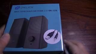 Колонки OKLICK OK-128
