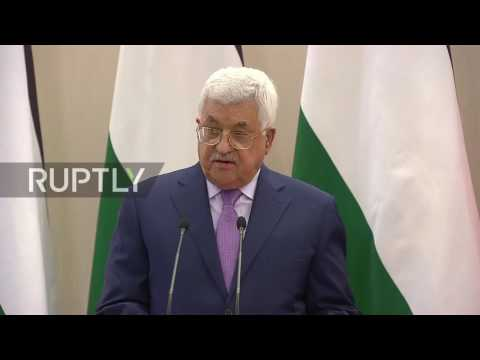 Russia: Abbas lauds Trump's 'willingness to help' in conflict after talks with Putin