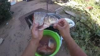 Рыбалка в Астрахани  Уха по Астрахански