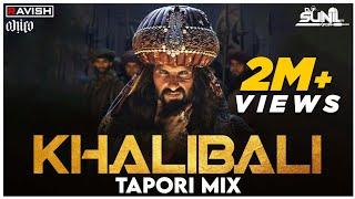 Khalibali   Tapori Mix   Padmaavat   Ranveer Singh   DJ Ravish, DJ Chico & DJ Sunil Kadam