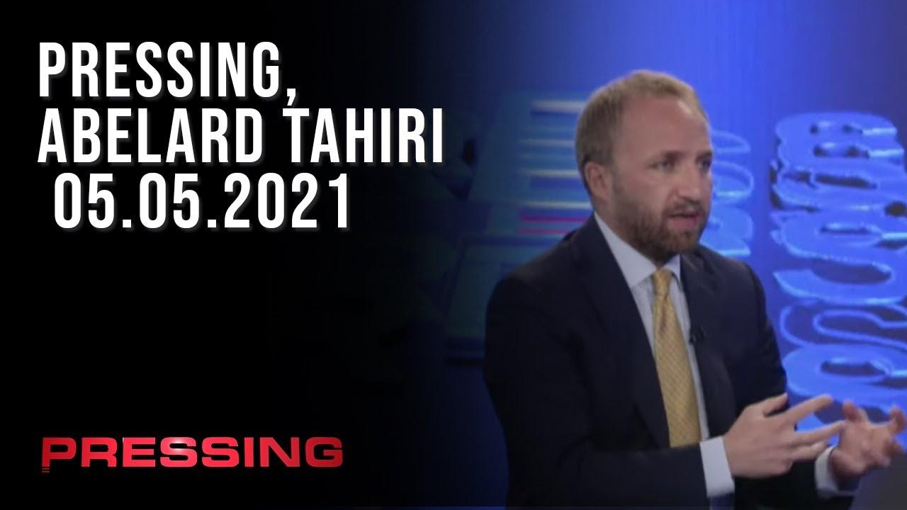 PRESSING, Abelard Tahiri - 05.05.2021