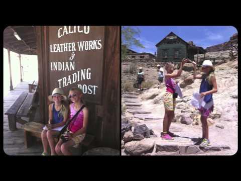 Trekaroo - Calico Ghost Town San Bernardino, CA