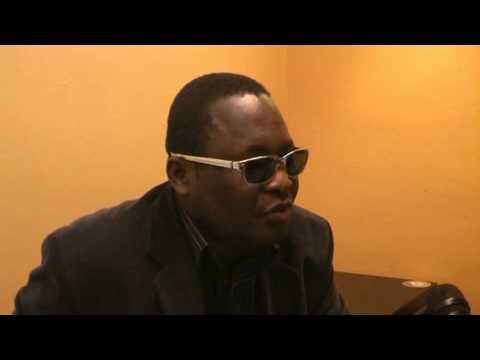 Amadou et Mariam interview - Part 1
