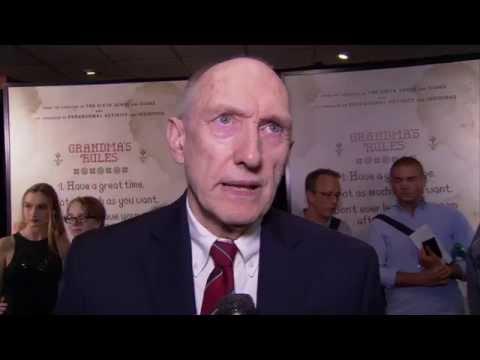 The Visit Premiere Interview - Peter McRobbie
